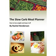 The Slow Carb Meal Planner - eBook