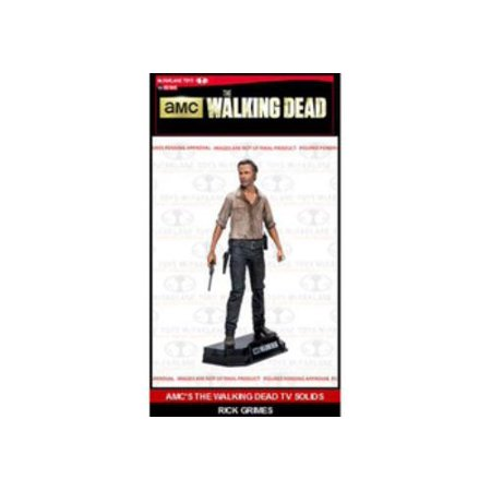 Mcf-the Walking Dead Tv 7-inch Rick Grimes (TMP International Inc) - Rick Grimes Halloween