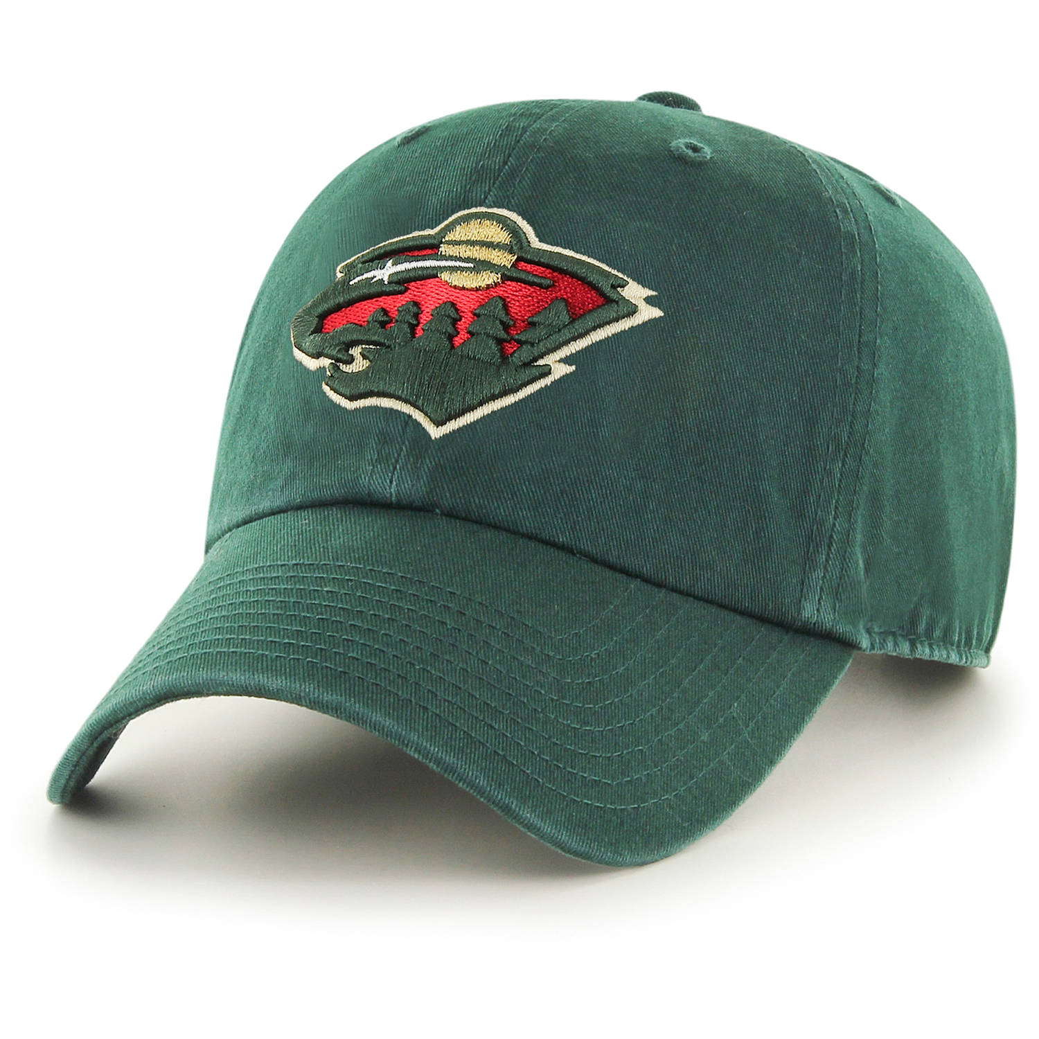 NHL Minnesota Wild Cleanup Cap / Hat by Fan Favorite