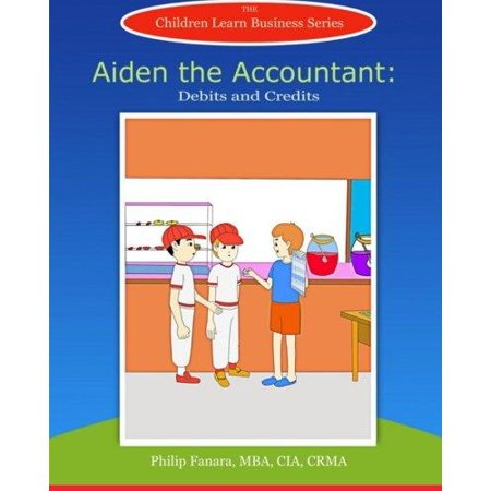 Aiden The Accountant  Debits And Credits