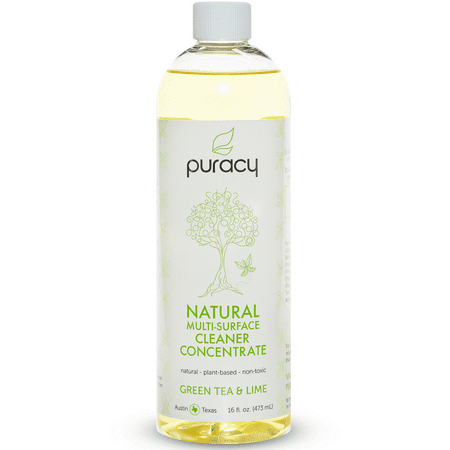 Puracy Natural Multi-Surface Cleaner Concentrate - Green Tea & Lime ()