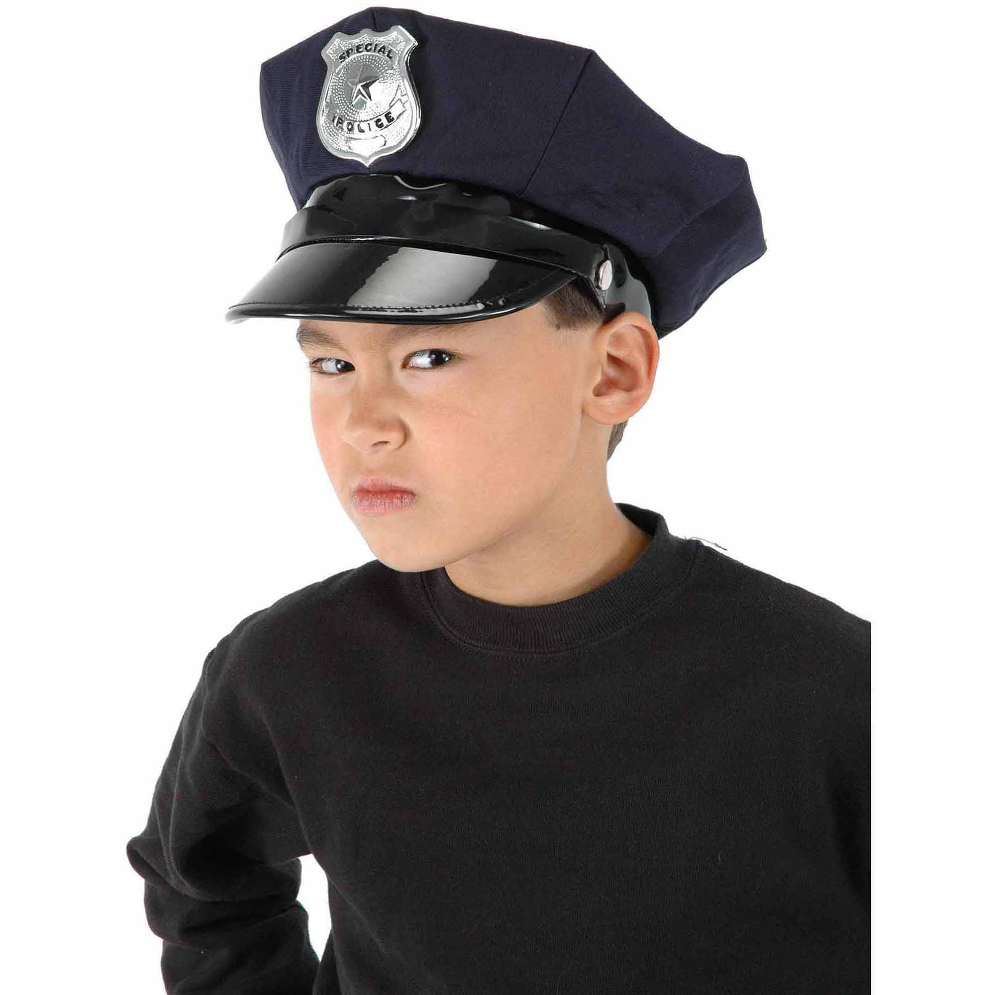 Police Chief Child Halloween Costume Accessory by Generic