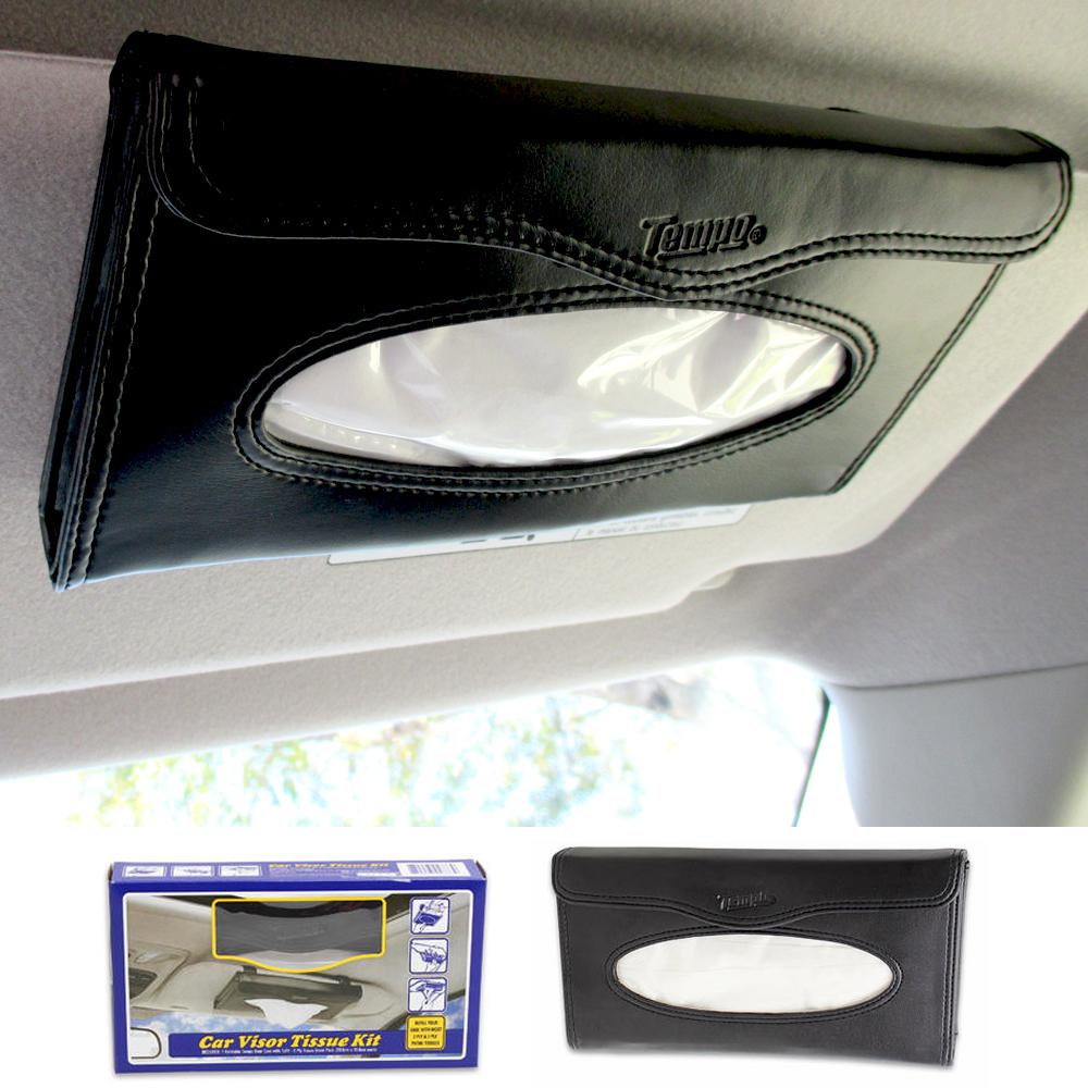 Car Visor Tissue Holder Music Lover