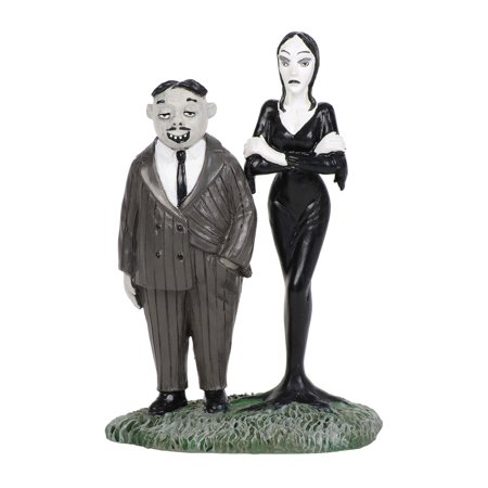 Dept 56 Hot Properties Adamm Village 6002949 Gomez And Morticia 2018
