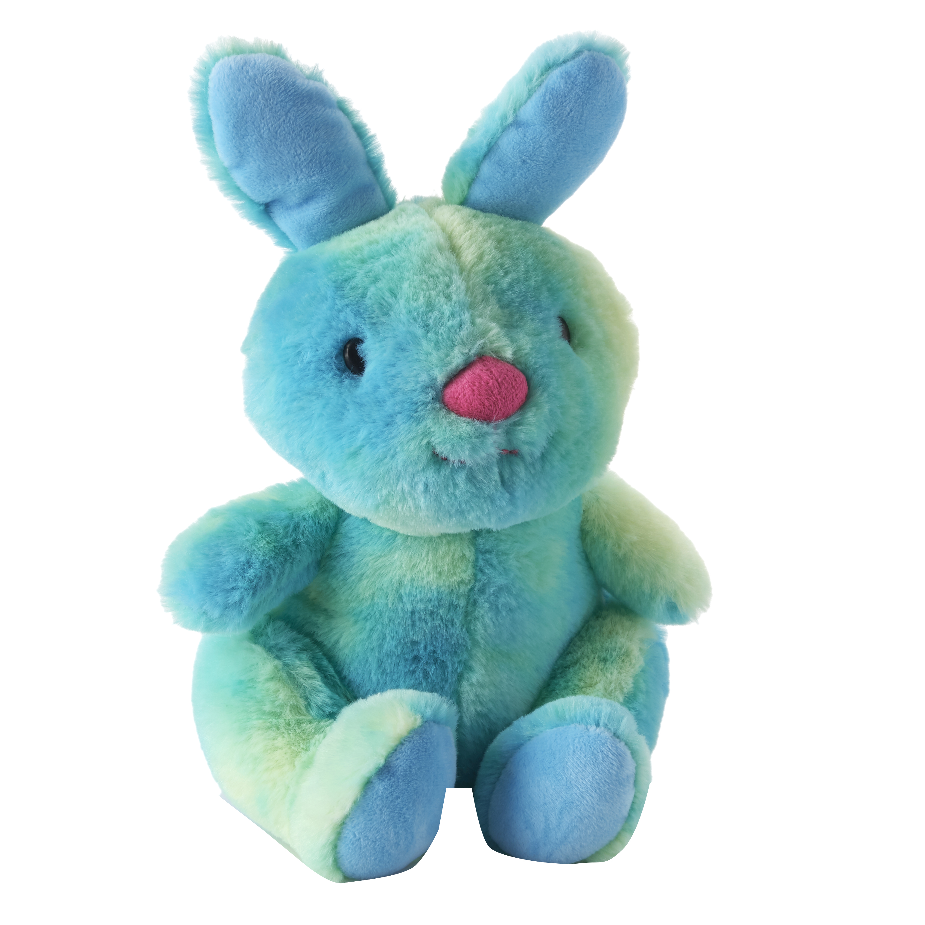 Way To Celebrate Easter Bunny, Blue & Yellow, Medium