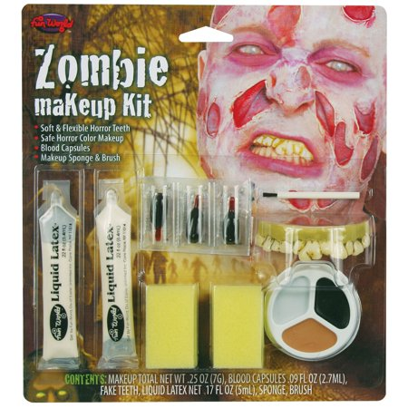 Zombie Boy Horror Character Kit - Zombie Characters