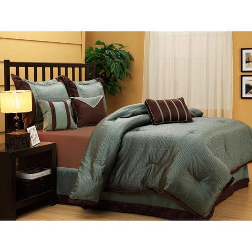 Tobey 7-Piece Comforter Set