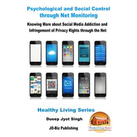 Psychological and Social Control through Net Monitoring: Knowing More about Social Media Addiction and Infringement of Privacy Rights through the Net - (Monitoring Controls)