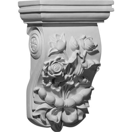 Ekena Millwork Flower 12 1/4