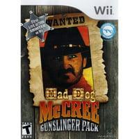 Mad Dog McCree Gunslinger Pack - Wii