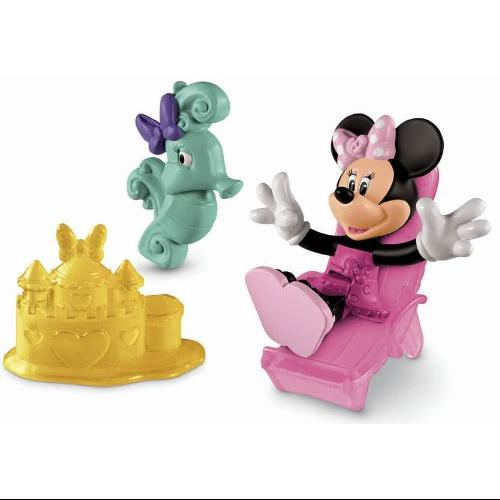 Fisher-Price Disney's Minnie's Beach Day Figure Pack