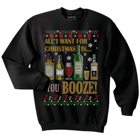 Drinks Ugly Christmas Sweater, Booze, Alcohol, Drunk, Funny, Meme, Beer, Whiskey, - Halloween Meme Drunk