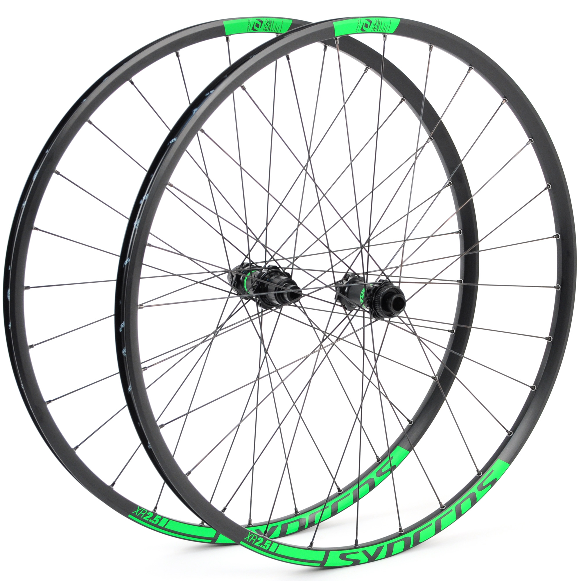 Dt Swiss Syncros Xr2 5 27 5 Mountain Bike Tlr Wheelset 15x100mm