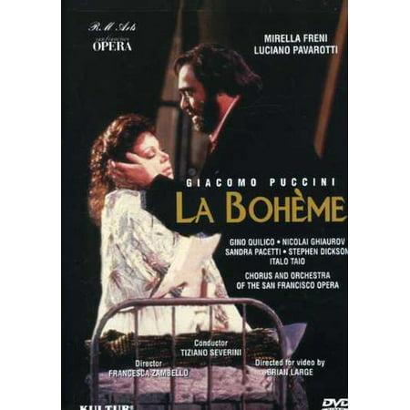 La Boheme Aria (La Boheme (DVD))