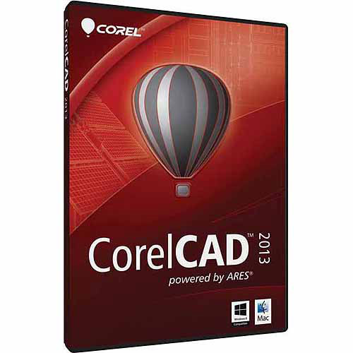 Corel Corelcad 2013 ML ESD (Windows) (Digital Code)