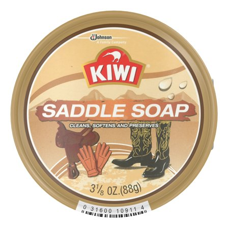 - Leather Outdoor Saddle Soap 3.125 Ounces