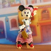 "Disney Minnie Mouse Trendy Traveler Minnie 10"" Fashion Doll"