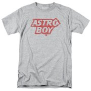 Astro Boy Logo Mens Short Sleeve Shirt