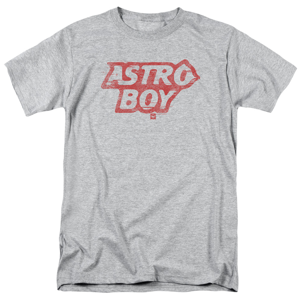 Astro Boy Logo Mens Short Sleeve Shirt