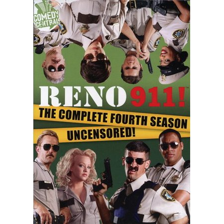 Reno 911: The Complete Fourth Season (DVD)