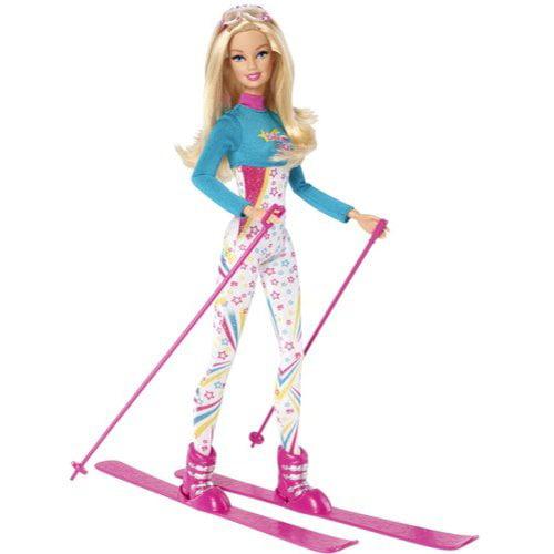 Barbie I Can Be Ski Champion Doll
