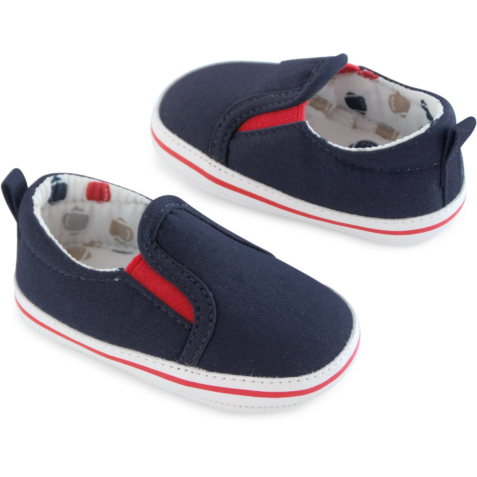 Child of Mine by Carter's Newborn Baby Boy Sport Slip-On Sneakers
