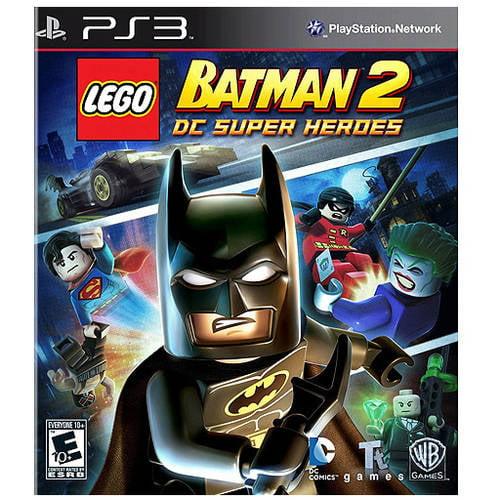 Lego Batman 2 Dc Super Heroes (PS3) - Pre-Owned
