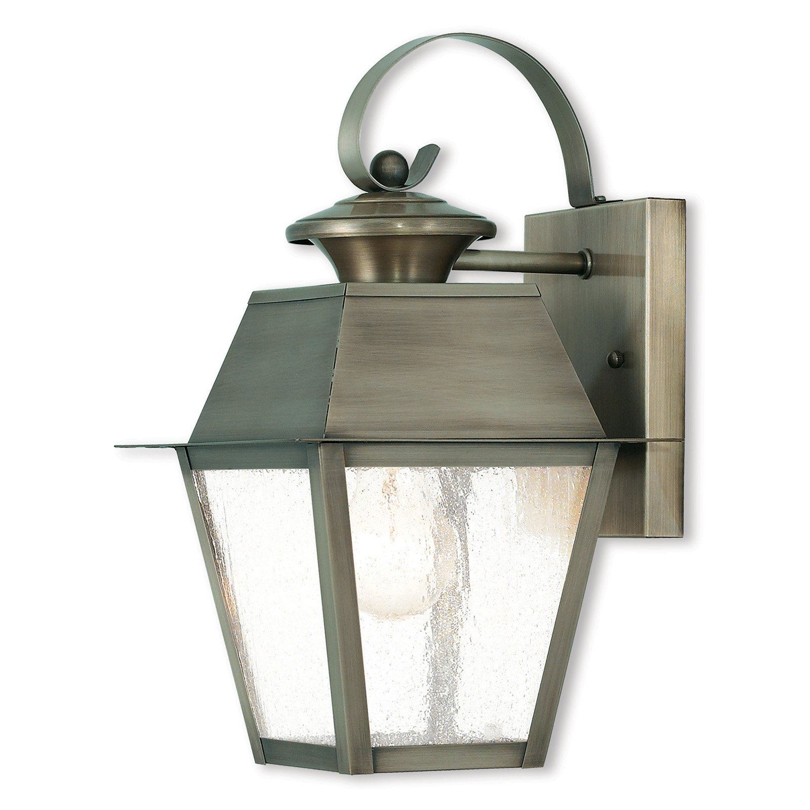 Livex Lighting Mansfield 1 Light Outdoor Wall Lantern