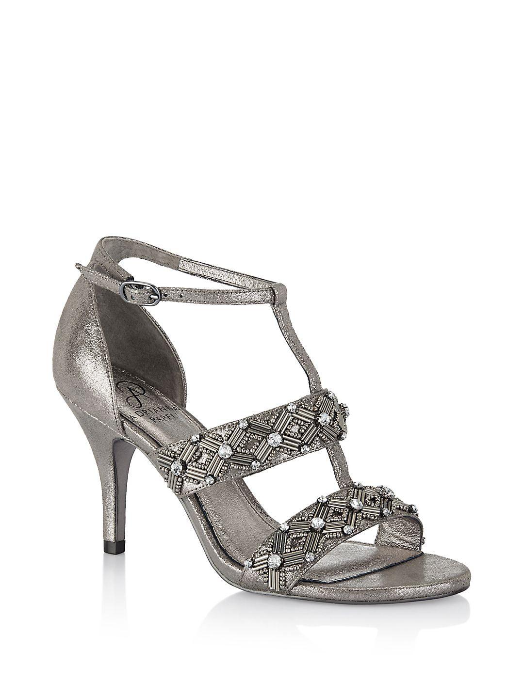 Amabel Beaded Sandals