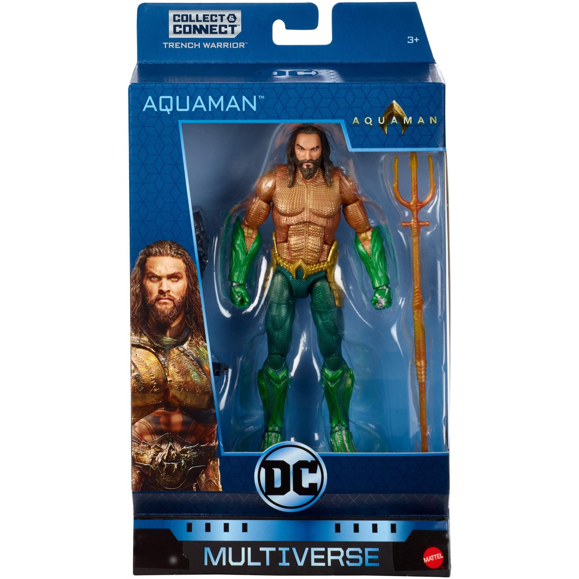 BIB DC Comics Multiverse Vulko from Aquaman Trench Warrior Collect and Connect