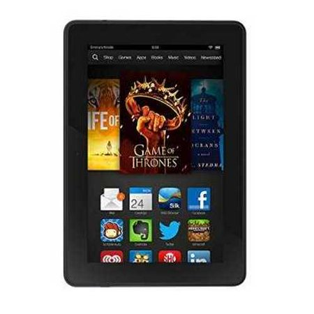 Refurbished Kindle Fire HDX 7, HDX Display, Wi-Fi, 16 GB - Includes Special Offers (Previous Generation - 3rd)