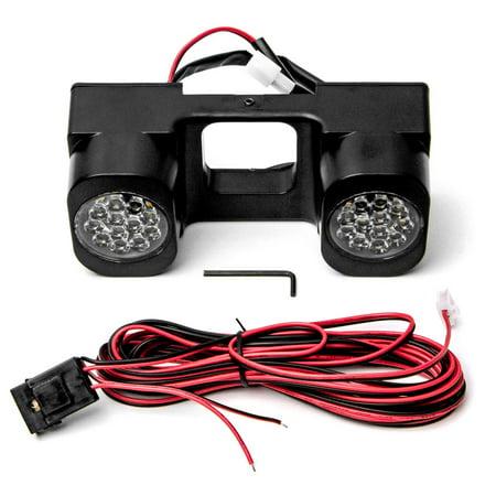 "Krator LED Hitch Light Reverse / Work Light for Trucks Trailer SUV 2"" Hitch Receiver for GMC Suburban K25 Jimmy P3500 - image 5 de 9"