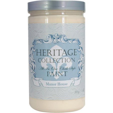 manor house heritage collection all in one chalk style paint no wax 32