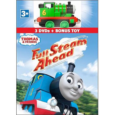 Thomas & Friends Full Steam Ahead DVD