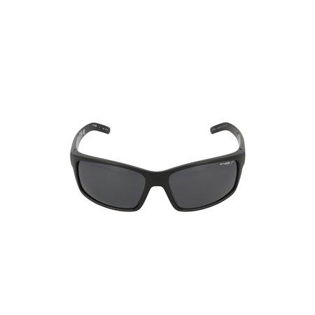 arnette men's fastball rectangular sunglasses, black, 62.1 (Swinger Arnette Sunglasses)