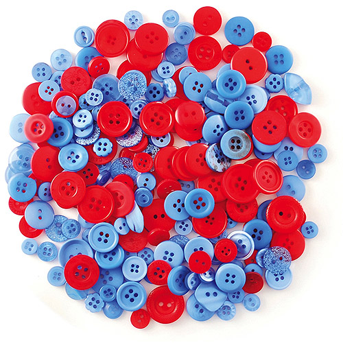 Fashion Buttons, 85g
