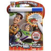 Toy Story 4 Imagine Ink Magic Ink Pictures Coloring Book