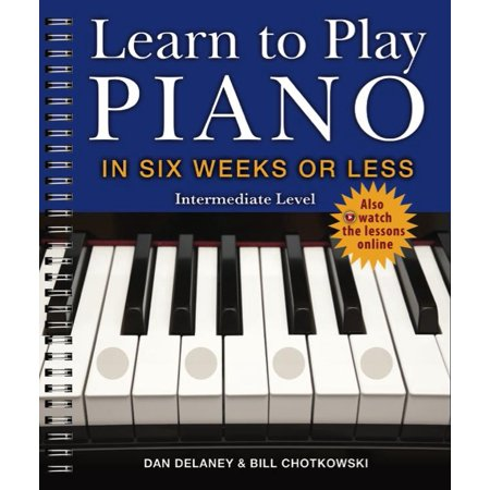 Learn to Play Piano in Six Weeks or Less: Intermediate Level](Level 6 Of 100 Floors Halloween)