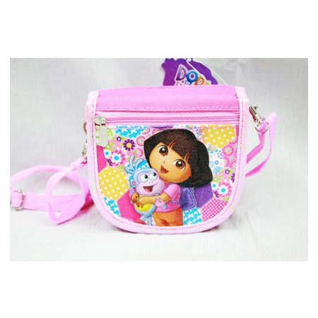 String Wallet - - w/ Boots By Dora the Explorer