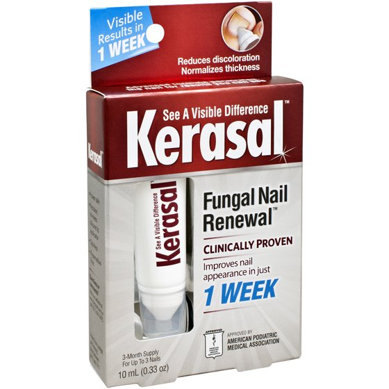 Kerasal nail Fungal Nail Renewal Treatment, .33 oz - Walmart.com