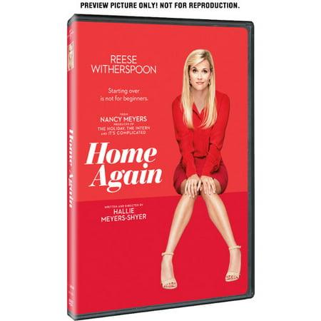 HOME AGAIN (DVD) - Spin Again