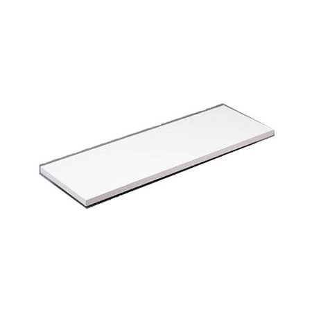 Knape & Vogt Mfg 1980WH-10X24 Shelf, White Melamine, 10 x 24-In., Must Purchase in Quantities of 5 - Quantity 5