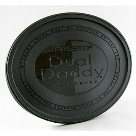 - Presto DualDaddy Deep Fryer Replacement Deep Fryer Cover Lid 32835