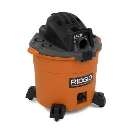Ridgid WD1636 16-gal. 5-Peak HP Wet/Dry Vacuum New