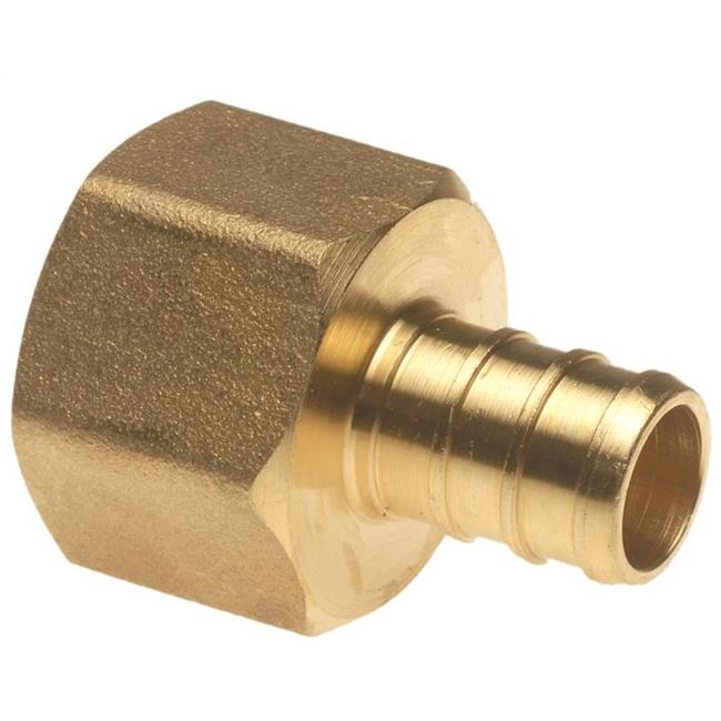 Conbraco 7059728 0.50 x 0.75 in. Pex Fittings Female Adapter