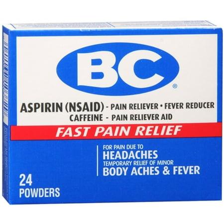 Bc Original Formula Powders 24 Each  Pack Of 2