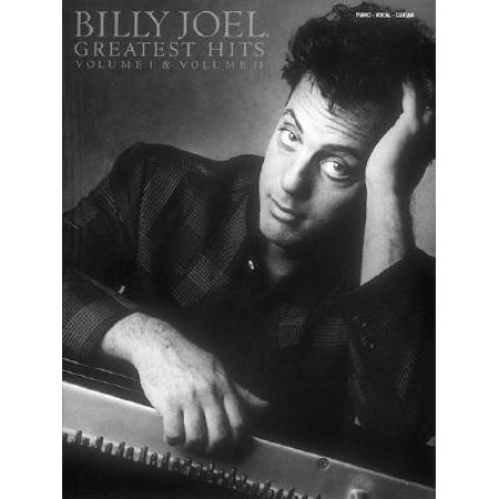 Billy Joel - Greatest Hits, Volumes 1 and 2 (New Years Eve With Billy Joel December 31)