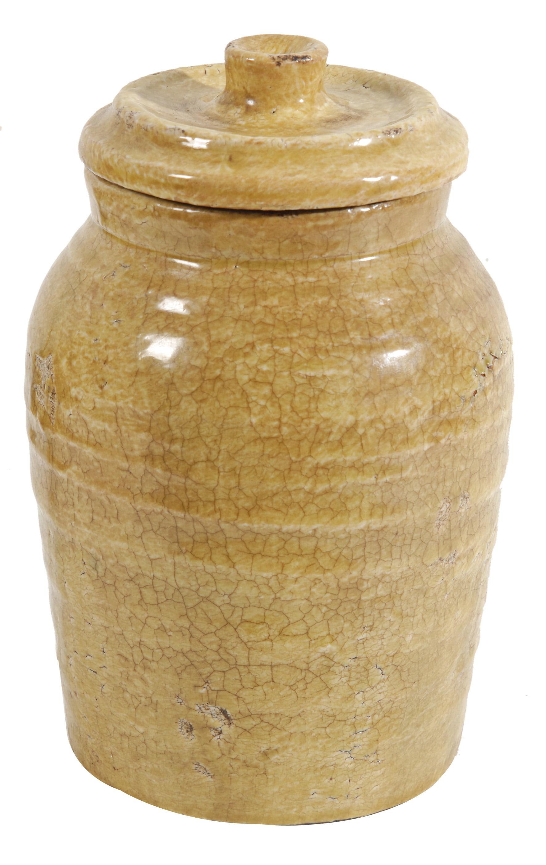 A&B Home Lidded Jar by A&B Home