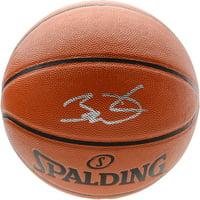 Dwyane Wade Miami Heat Autographed Spalding Indoor Outdoor Basketball - Fanatics Authentic Certified