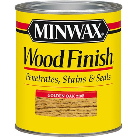 Minwax Woodfinish Golden Oak 1-Qt